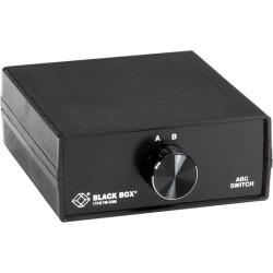 Black Box Network - SWL025A-MMF - Black Box Signal Switch