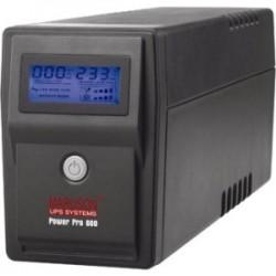 Maruson Technology - PRO-800ALCD - Maruson Power Pro PRO-800ALCD 800VA Tower UPS - 800 VA/480 W - Tower - 6 x NEMA 5-15R - Overload, EMI / RFI, Over Charge, Surge