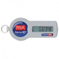 RSA Security - SID700-6-60-36-D - RSA SecurID SID700 key Fob - AES - 3Year Validity