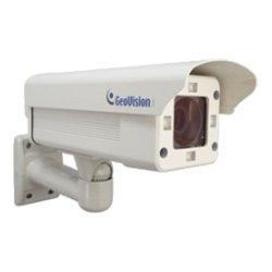 GeoVision - GV-BX1500-E - GeoVision GV-BX1500D-E 1.3 Megapixel Network Camera - Color, Monochrome - CS Mount - 1280 x 1024 - 3.5x Optical - CMOS - Cable - Fast Ethernet