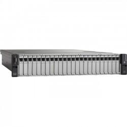 Cisco - UCS-SL-C240-PC - Cisco C240 M3 2U Rack Server - 2 x Intel Xeon - 256 GB Installed DDR3 SDRAM - 1 TB HDD - 2 Processor Support - 768 GB RAM Support - Gigabit Ethernet