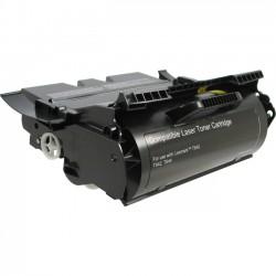 V7 - V7T640 - Black Toner Cartridge (High Yield) For Lexmark T640, T640DN, T640DTN, T640N,