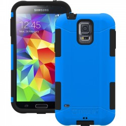 Trident Case - AG-SSGXS5-BL000 - Trident Aegis Case for Samsung Galaxy S V - Smartphone - Blue - Polycarbonate, Silicone