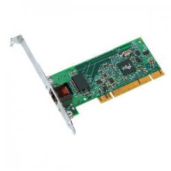 Intel - PWLA8391GT-OEM - Intel PRO/1000 GT Desktop Adapter - PCI - 1 x RJ-45 - 10/100/1000Base-T - Internal