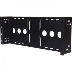 "Rack Solution - MON-BRK-163 - Innovation Flushmount Monitor Bracket - 20"" Screen Support"