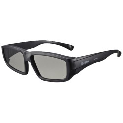 Epson - V12H541A20 - Epson Passive 3D Glasses for Adults (ELPGS02A) - For Television - Polarized