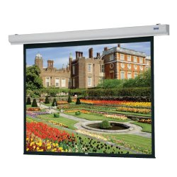 "Da-Lite - 89750W - Da-Lite Contour Electrol Projection Screen - 69"" x 92"" - Matte White - 120"" Diagonal"