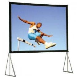 """Da-Lite - 92099 - Da-Lite Fast-Fold Truss Deluxe Screen System - 192"""" x 252"""" - Da-Mat - 317"""" Diagonal"""