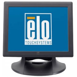 "ELO Digital Office - E099344 - Elo, Refer To E632072 15a2, 15"" Lcd, Touchcomputer, Intellitouch, Usb Interface, Windows Xp Professional, Dark Gray, Desktop"
