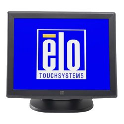 ELO Digital Office - E036936 - 1515l, 15-inch Lcd, Intellitouch, Dual Serial/usb Controller