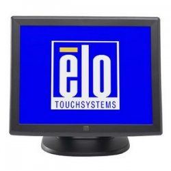 ELO Digital Office - E700813 - Elo E700813 IntelliTouch 15 inch 500:1 Touch Screen LCD Monitor (Dark Gray)