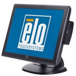 "ELO Digital Office - E176383 - ELO 1515L 15"" LCD Touchscreen Monitor - 4:3 - 11.70 ms - Acoustic Pulse Recognition - Multi-touch Screen - 1024 x 768 - XGA - 16.7 Million Colors - 500:1 - 250 Nit - USB - VGA - Dark Gray"