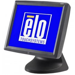 ELO Digital Office - E785333 - 1529l, 15-inch Lcd, Accutouch, Dual Serial/usb Controller, T