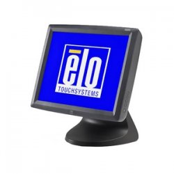 ELO Digital Office - E659634 - Elo 3000 Series 1529L Touch Screen Monitor - 15 - 5-wire Resistive - 1024 x 768 - 4:3 - Dark Gray