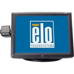 ELO Digital Office - E733714 - 1529l, 15-inch Lcd, Intellitouch, Usb Controller, Kbe Magnet