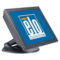 ELO Digital Office - E261247 - 1729l, 17-inch Lcd, Accutouch, Usb Controller, Gray