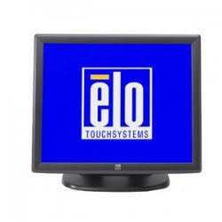 ELO Digital Office - E266835 - ELO 1915L 19 LCD Touchscreen Monitor - 5:4 - 5 ms - IntelliTouch Surface Wave - 1280 x 1024 - SXGA - 16.7 Million Colors - 1,000:1 - 300 Nit - USB - VGA - Dark Gray