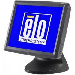 ELO Digital Office - E048979 - 1528l Intellitouch, Medical, Dual Ser/usb, Dark Gray