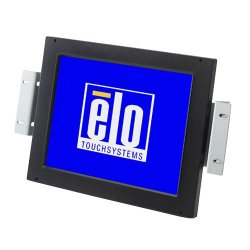 ELO Digital Office - E655204 - Elo 3000 Series 1247L Touch Screen Monitor - 12 - Surface Acoustic Wave - 800 x 600 - 4:3 - Black