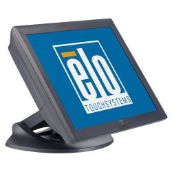 ELO Digital Office - E555423 - 1729l, 17-inch Lcd, Carrolltouch, Usb Controller, Gray