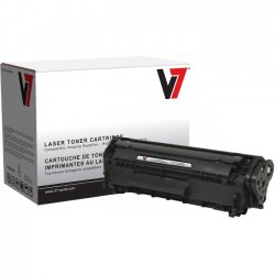 V7 - V70263 - Black Toner Cartridge For Canon Fax L100; FAXPHONE L20, L90, L120; I-Sensys 4