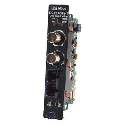 IMC Networks - 850-14402 - IMC DS3/E3/STS1-LineTerm Converter - 1 x BNC , 1 x ST - DS-3/E-3/STS-1 - Internal