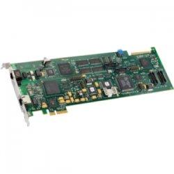 Dialogic - 901-001-13 - Dialogic Brooktrout TR1034+P4H-E1-1N-R Fax Board - T-carrier/E-carrier - ITU-T V.34, ITU-T T.38, ITU-T T.30 - PCI