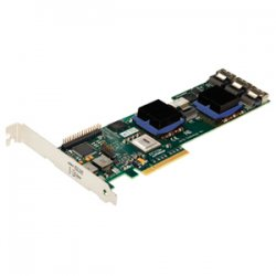 Atto Technology - ESAS-H60F-000 - ATTO ExpressSAS H60F 16-channel SAS Controller - PCI Express x8 - 600MBps Per Port - 4 x 4-pin SFF-8087 mini SAS 300 - Serial Attached SCSI Internal