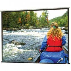 "Draper - 104022 - Draper Access Series E Electrol Projection Screen - 65"" x 116"" - Fiberglass Matt White - 133"" Diagonal"