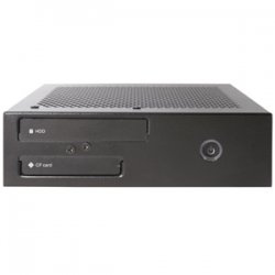 AOpen - 91.ADE01.I210 - AOpen Digital Engine DE2700 Barebone System - Intel 945GSE Express - Atom - 533MHz Bus Speed - 2GB Memory Support - Gigabit Ethernet