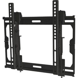 Video Mount Products - FPMFTB - VMP Multi-Just FP-MFTB Wall Mount for Flat Panel Display - 27 to 42 Screen Support - 100 lb Load Capacity - Black