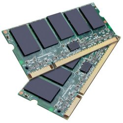 AddOn - MC016G/A-AA - AddOn Apple Computer MC016G/A Compatible 8GB (2x4GB) DDR3-1066MHz Unbuffered Dual Rank 1.5V 204-pin CL7 SODIMM - 100% compatible and guaranteed to work