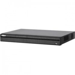 Dahua Technology - N42B3P - Dahua 16-channel 4K Network Video Recorder - Network Video Recorder - Motion JPEG, H.264, H.265 Formats - 6 TB Hard Drive - 1 Audio In - 1 Audio Out - 1 VGA Out - HDMI