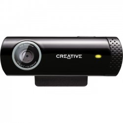 Creative Labs - 73VF070000000 - Creative Live. Cam 73VF070000000 Webcam - 30 fps - USB 2.0 - 1280 x 720 Video