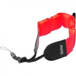 Vivitar (Sakar) - VIV-FLT-STP-RED - Vivitar FLT-STP Floating Foam Strap - 5.3 Width x 8.8 Length - Red - Nylon, Buoyant Foam, Plastic