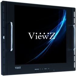 ViewZ - VZ-17RCR - ViewZ VZ-17RCR 17 LCD Monitor - 5:4 - 5 ms - 1280 x 1024 - 16.7 Million Colors - 250 Nit - 1,000:1 - SXGA - Speakers - VGA - 36 W - RoHS