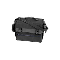 JELCO - JEL-513CB - JELCO JEL-513CB Multi Purpose Padded Carry Bag - Top-loading12 x 15 x 7.5 - Ballistic Nylon - Black