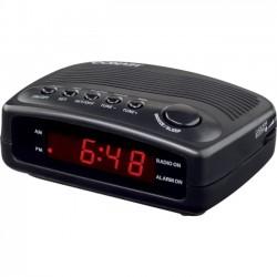 Conair - WCR02 - Conair Hospitality WCR02 Desktop Clock Radio - 1 x Alarm