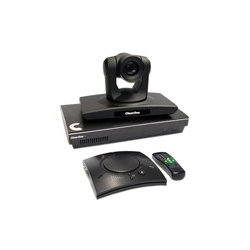 ClearOne - 910-401-860 - ClearOne Collaborate Room Pro - 1920 x 1080 Video (Live) - Multipoint - 30 fps - 2 x HDMI In x HDMI Out - 2 x Composite Video Out - USB - ISDN