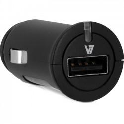 V7 - DC10024A-2N - V7 2.4A USB Car Charger - 12 V DC Input Voltage - 5 V DC Output Voltage - 2.40 A Output Current