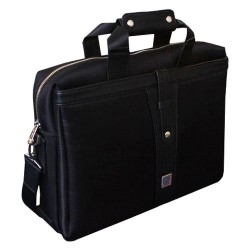 Urban Factory - BDC06UF - Urban Factory BDC06UF Carrying Case for 15.6 Notebook - Black - Nylon, Leather
