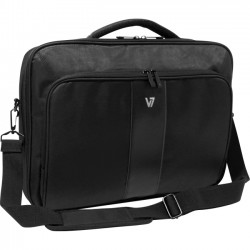 V7 - CCP22-9N - V7 Professional CCP22-9N Carrying Case for 17 Notebook, Tablet, Smartphone, Business Card, Pen, Key - Weather Resistant Interior, Moisture Resistant Handle - Nylon - Handle