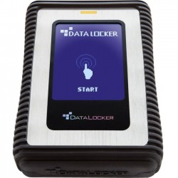 DataLocker - FE0500 - DataLocker DL3 FE (FIPS Edition) 500 GB Encrypted External Hard Drive - FIPS Validated External USB 3.0 HDD with AES/CBC+XTS Mode Data Encryption 500GB