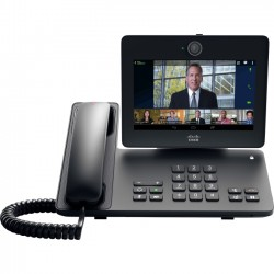 Cisco - CP-DX-HS= - Cisco Spare Handset for Cisco Desktop Collaboration Experience DX650