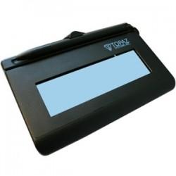 Topaz Systems - T-LBK460-BSB-R - Topaz SigLite T-LBK460-BSB-R Signature Pad - LCD - 4.40 x 1.30 Active Area LCD - USB