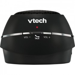 AT&T / VTech - MA3222 - VTech MA3222 Cordless Bluetooth DECT 6.0 Speaker, Black - Bluetooth - USB