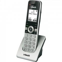 AT&T / VTech - UP407 - VTech ErisBusinessSystem Accessory Cordless Handset - Cordless - Headset Port - 7 Hour Battery Talk Time - Wall Mountable