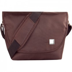 Urban Factory - BCR09UF - Urban Factory B-Colors BCR09UF Carrying Case for Camera - Chocolate, Beige - Nylon - Shoulder Strap - 10.6 Height x 12.2 Width x 2.8 Depth