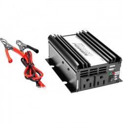 Pyle / Pyle-Pro - PINV55 - Pyle PINV55 Power Inverter - Input Voltage: 12 V DC - Output Voltage: 120 V AC, 5 V DC - Continuous Power: 500 W