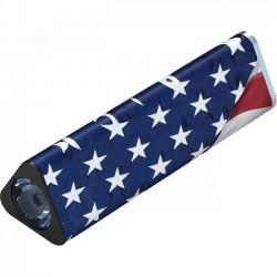 Mota / UNorth - MT-PWUSF - MOTA 3000 mAh Triangle Battery - US Flag - 3000 mAh - 5 V DC Output